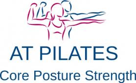 AT Pilates logo
