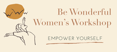 Be Wonderful Women's Workshops logo