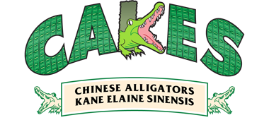 CAKES Alligators Logo
