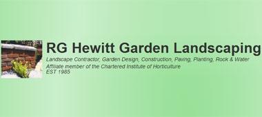RG Hewitt Landscaping